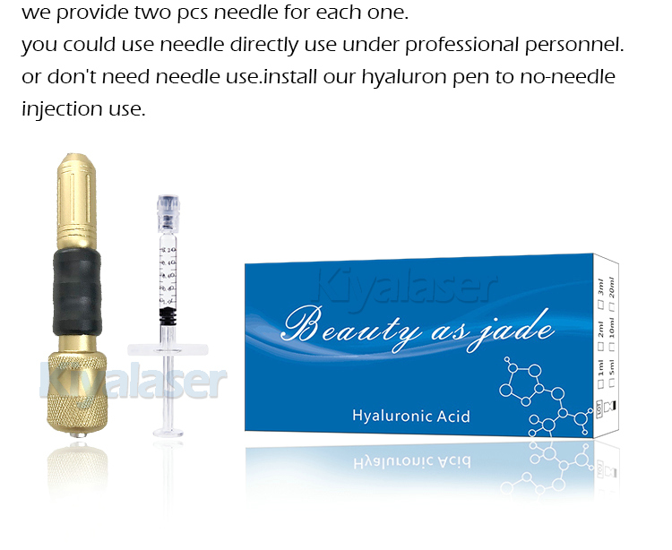 hyaluronic acid filling for High Pressure Hyaluronic Pen For lip filling without needle